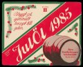 Jul�l 1985 Klass II - Frontlabel