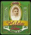 Hilda III - Frontlabel
