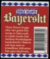 Three Hearts Bayerskt - Backlabel