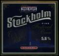 Stockholm Fine Stark�l - Frontlabel
