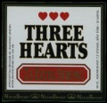 Three Hearts Extra Strong - Frontlabel