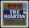 Tre Hj�rtan L�tt�l Klass I - Frontlabel
