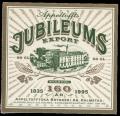 Jubileums Export Stark�l 160 �r - Frontlabel
