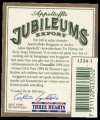 Jubileums Export Stark�l 160 �r - Backlabel