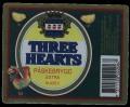 Three Hearts P�skebrygd Extra Klass II - Frontlabel