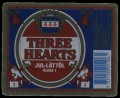 Three Hearts Jul-L�tt�l Klass I - Frontlabel