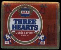 Three Hearts Jul�l Export Klass III - Frontlabel