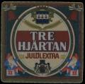 Tre Hj�rtan Jul�l Extra - Frontlabel