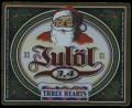 Three Hearts Jul�l 3,4 L�tt�l - Frontlabel