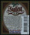 Three Hearts Jul�l 7,5 Extra Strong - Backlabel