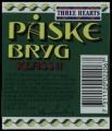 Three Hearts Jul�l P�skebryg - Backlabel