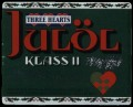 Three Hearts Jul�l Klass II - Frontlabel