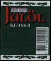 Three Hearts Jul�l Klass II - Backlabel