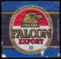 Falcon Export III - Frontlabel