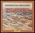 Koster - Frontlabel