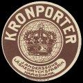 Kronporter - Frontlabel
