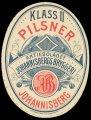 Pilsner Klass II - Frontlabel