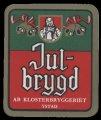 Jul-brygd - Frontlabel