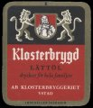 Klosterbrygd - Frontlabel