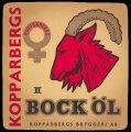 Bock �l - Frontlabel