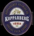 Kopparberg Special Brew Export - Frontlabel