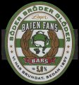 Bajen Fans B�rs - Frontlabel