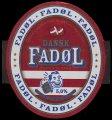 Dansk Fad�l - Frontlabel