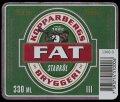 Fat stark�l - Frontlabel