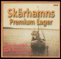 Sk�rhamns Premium Lager Nordeviks ICA Supermarket - Frontlabel