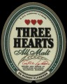 Three Hearts All Malt - Frontlabel