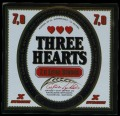 Three Hearts 7,0 Extra Strong - Frontlabel