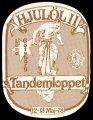 Hjul�l Tandemloppet - Frontlabel