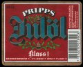 Pripps Jul�l Klass I - Frontlabel