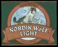 Nordik W�lf Light - Frontlabel