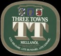 Three Towns Mellan�l - Frontlabel