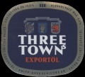Three Towns export�l - Frontlabel