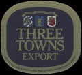 Three Towns export - Frontlabel