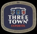 Three Towns Stark�l - Frontlabel