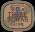 Three Towns L�tt�l - Frontlabel