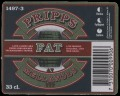 Pripps Fat Export - Frontlabel