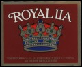Royal IIA - Frontlabel