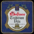 Tradition Pils Stark�l Klass III - Frontlabel