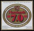 Norrlands 7.0 - Den Norrl�ndska Stoltheten Starkast av dem alla - Frontlabel