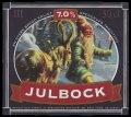 Julebock 7,0% - Frontlabel