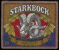 Starkbock Klass III - Frontlabel