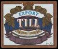 Till Export - Frontlabel