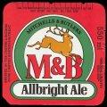 M&B Allbright Ale