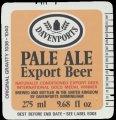 Pale Ale Export Beer