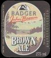 Badger Brown Ale