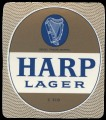 Harp Lager Beer - Gold